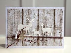 Blütenstempel: Leise rieselt der Schnee... (Christmas Ideas Cards)