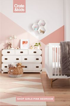 In need of some nursery inspiration? All it takes is a few extra items to make it all your own. Shop your dream nursery.