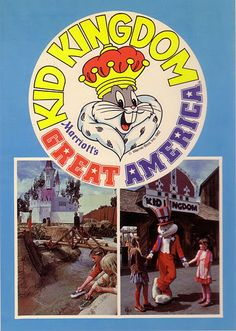 Marriott's Great America-KidKingdom