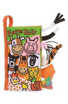 'Farm Tails' Book