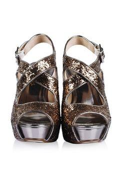 Bling Bling Sequin Embellished High Stiletto Peep Toe Sandals