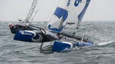 Texel Dutch Open & Nacra Infusion Worlds 2012: Day 2   Catamaran Racing, News & Design