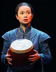 Lea Salonga, original 'Kim' in Miss Saigon. Saw in Les Mis as Fantine on Broadway