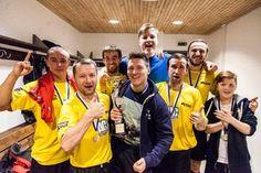 FT Punakone edustamaan Suomea MM-lopputurnaukseen  Arena Center Myllypurossa ratkottiin viikonlopun aikana F5WC:n Suomen karsintaturnauksen mestarijoukkue. Turnauksen panokset olivat kovat, sillä vo... http://puoliaika.com/ft-punakone-edustamaan-suomea-mm-lopputurnaukseen/ ( #f5wcmyllypuro #f5wcsuomi #f5wcturnaus #ftpunakone #futsal)