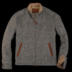 ++ Harris Tweed
