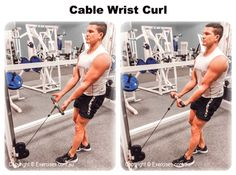 #coreworkout #cable #core #workout Forearm Training, Forearm Workout, Biceps Workout, Strength Training, Gym Workouts, Forearm Muscles, Workout For Flat Stomach, Arm Day, Funny Slogans