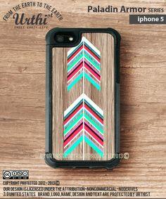 iphone case - iPhone 5 Case iPhone 4S Case Armor iPhone 4 2 in 1 Case by Urthist, $9.99