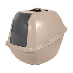 Stay Fresh Litter Pan with Hood in Tan - http://petproduct.reviewsbrand.com/stay-fresh-litter-pan-with-hood-in-tan.html