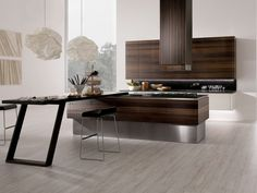 18 Marvelous Contemporary Kitchen Designs - Top Inspirations