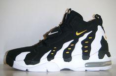 huge discount 9969d bea27 Nike Air DT Max  96 - Black - Varsity Maize - White
