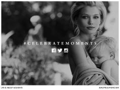 The most special moments are the ones in which you realize what matters.   Use #celebratemoments and share what you treasure on our Facebook, Twitter and Instagram page. Your chance to win a Baume & Mercier Clifton watch.  Click on the image for Contest terms.