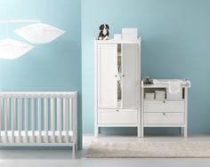Crib Skirt For An Ikea Sundvik Crib Baby Ikea Baby Bed