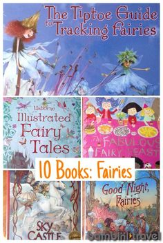 Best Books about Fairies for Kids | Bambini Travel