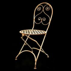 #chair for rustic wedding