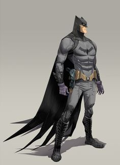 Batman by Dan Mora