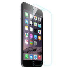 Para iphone 6 s de vidrio de 0.22mm en el para el iphone 5 6 protección de pantalla de cristal templado de pantalla de cristal de cine para iphone 7 7 plus protector