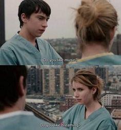 Se Enlouquecer, Não Se Apaixone (It's Kind of a Funny Story, 2010)