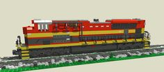 KCS SD70ACe MkII | Flickr - Photo Sharing!