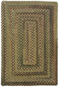 """Colonial Mills Gloucester Gl68 5'0"""" x 7'0"""" Cabana / Greens / Neutrals Area Rug by Colonial Mills. $432.00. Gloucester GL68 cabana / greens / neutrals rug by Colonial Mills Inc Rugs is a braided rug made from wool. It is a 5 x 7 area rug rectangular in shape. The manufacturer describes the rug as a cabana / greens / neutrals 5'0"""" x 7'0"""" area rug. Buy discount rugs with Buy Area Rugs .com SKU gl68r060x084r