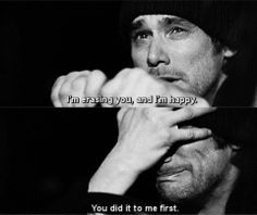 Eternal sunshine of the spotless mind (2004) directed by Michael Gondry Sad Movies, Series Movies, Sunshine Quotes, Eternal Sunshine, Madly In Love, Film Quotes, Google, Movie Lines, Mindfulness Quotes