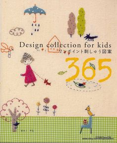 Embroidery Hand stitches 365 Design Japanese eBook by Bielleni, €2.00