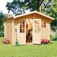 Záhradný domček Steyr 2A BPP