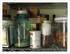 """Awesome and LONG list of how long food in your pantry will last PAST the """"use by"""" date if unopened ---- Food Storage: Pantry  How long will your staples last?"""