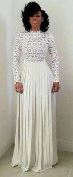 Wedding elegant classy skirts for 2019 Dressy Outfits, White Outfits, Party Outfits, Dress Casual, Casual Wear, Dressy Pants, Casual Jumpsuit, Wedding Outfits, Casual Pants