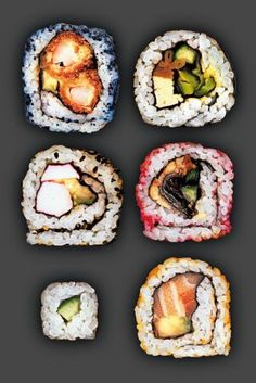 Sushi might be bite-sized, but there's about 500 calories and 3 servings of carbs in each roll. Find out more foods that make you hungrier than you think: