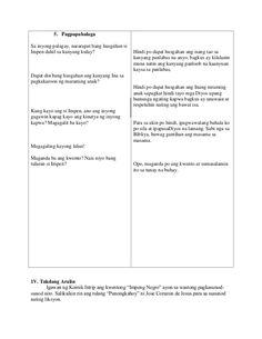 Lessno Plan sa Filipino Bago, Filipino, Lesson Plans, How To Plan, School, Lesson Planning