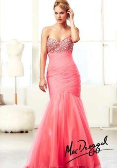 MacDuggal 61406H at Prom Dress Shop