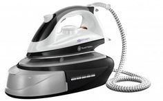 Russell Hobbs Slipstream Station Iron, 1800 W - Black and Grey Steam Generator Iron, Steam Iron, Hobbs, Water Tank, Wholesale Jewelry, Box, I Am Awesome, Home Appliances, Design