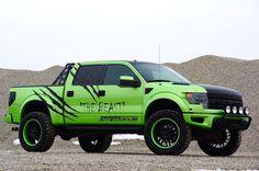 Ford F150 svt raptor #FORD