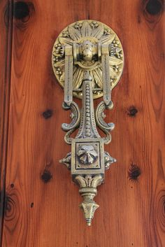 Door Knocker, Mallorca by boaski