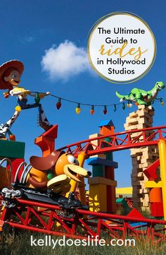 Are you planning your Disney World vacation and need help learning about the rides and attractions? Here is the complete guide to Hollywood Studio rides! Walt Disney World Rides, All Disney Parks, Disney World Vacation Planning, Disney Planning, Disney Worlds, Disney Vacations, Trip Planning, Disney Hollywood, Disney World Hollywood Studios