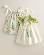 Too cute.  Personalized Special-Occasion Dress - Baby Girls  Girls