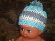 Ja spravím Háčkované čiapky pre bábätká a deti - Jaspravim.sk