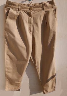 c09bbb2d7b COS spodnie chino  chinosy luźny krój 100% bawełny r.38-40
