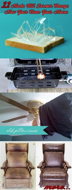 These 11 Hacks Will Forever Change How Your Clean Your House. They're Genius.