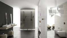 modern shower - Google Search