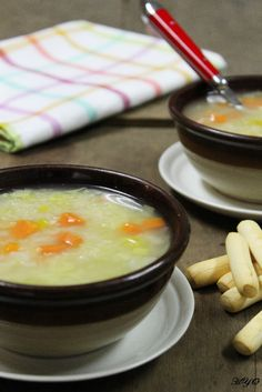 Hogar y Ocio: Sopa de quinoa y verduras