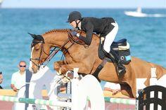 Simon Delestre & Chesall | Miami Beach 2015 | LONGINES GLOBAL CHAMPIONS TOUR