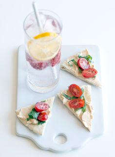 5 Snacks to Savor With Summer Sippers