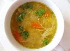 Natural Flu Home Remedies & A Soothing Chicken Noodle Soup Recipe