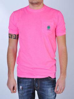 D2 - T-shirt fuxia | Di Pierro http://www.dipierrobrandstore.it/product/1601/T-shirt-fuxia.html