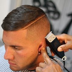 nice 45 Charming Comb Over Haircuts - Be Creative Check more at http://machohairstyles.com/charming-comb-over-haircuts/