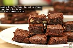 Don your aprons and chef hats and get ready to bake a variety of sinful and mouth-watering desserts under the professional guidance of our cookery expert chef  Please Visit www.experienceboxes.com For booking call : 09833729464  #Brownies #BakeBrownie #mumbai #holiday #sailingseason #paragliding #riverrafting #helicopterjoyride #pamper #2016