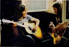 Roger Waters & David Gilmour