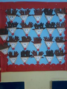 Reindeer Craft #ReindeerCraft #Reindeer Reindeer Games, Reindeer Craft, Easy Crafts For Kids, Christmas Crafts For Kids, Advent Calendar, Holiday Decor, Blog, Cards, Advent Calenders