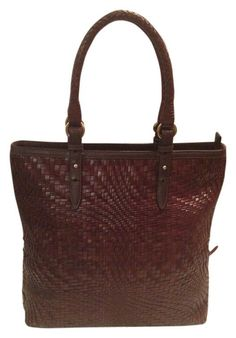 Cole Haan Genevieve Like New! Woven Leather Weave Satchel Hobo Brown Tote Bag. Get one of the hottest styles of the season! The Cole Haan Genevieve Like New! Woven Leather Weave Satchel Hobo Brown Tote Bag is a top 10 member favorite on Tradesy. Save on yours before they're sold out! GORGEOUS!!! RARE!!! SALE!!! WOW!!!
